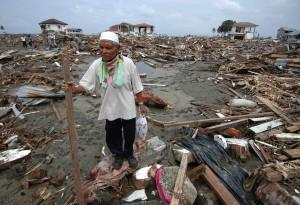 Immagini dallo tsunami giapponese, Courtesy of Sciaf.org.uk