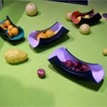 Il portafrutta Gomma-Frutta di Mosign Studio