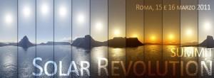 Solar revolution Summit