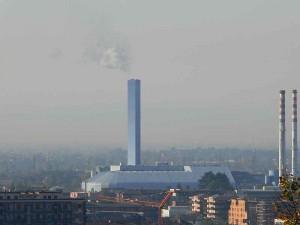 L'inceneritore di Brescia, Courtesy of Alessandro Ingegno