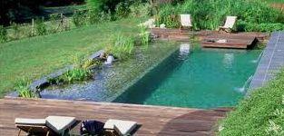 Non pi cloro ecco le piscine bio for Piscinas biologicas