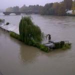 I locali dei Murazzi inondati