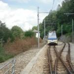 Il treno panoramico Vigezzo Vision