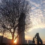 tramonto citylife