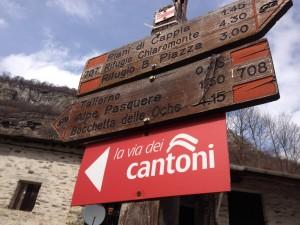 via cantoni