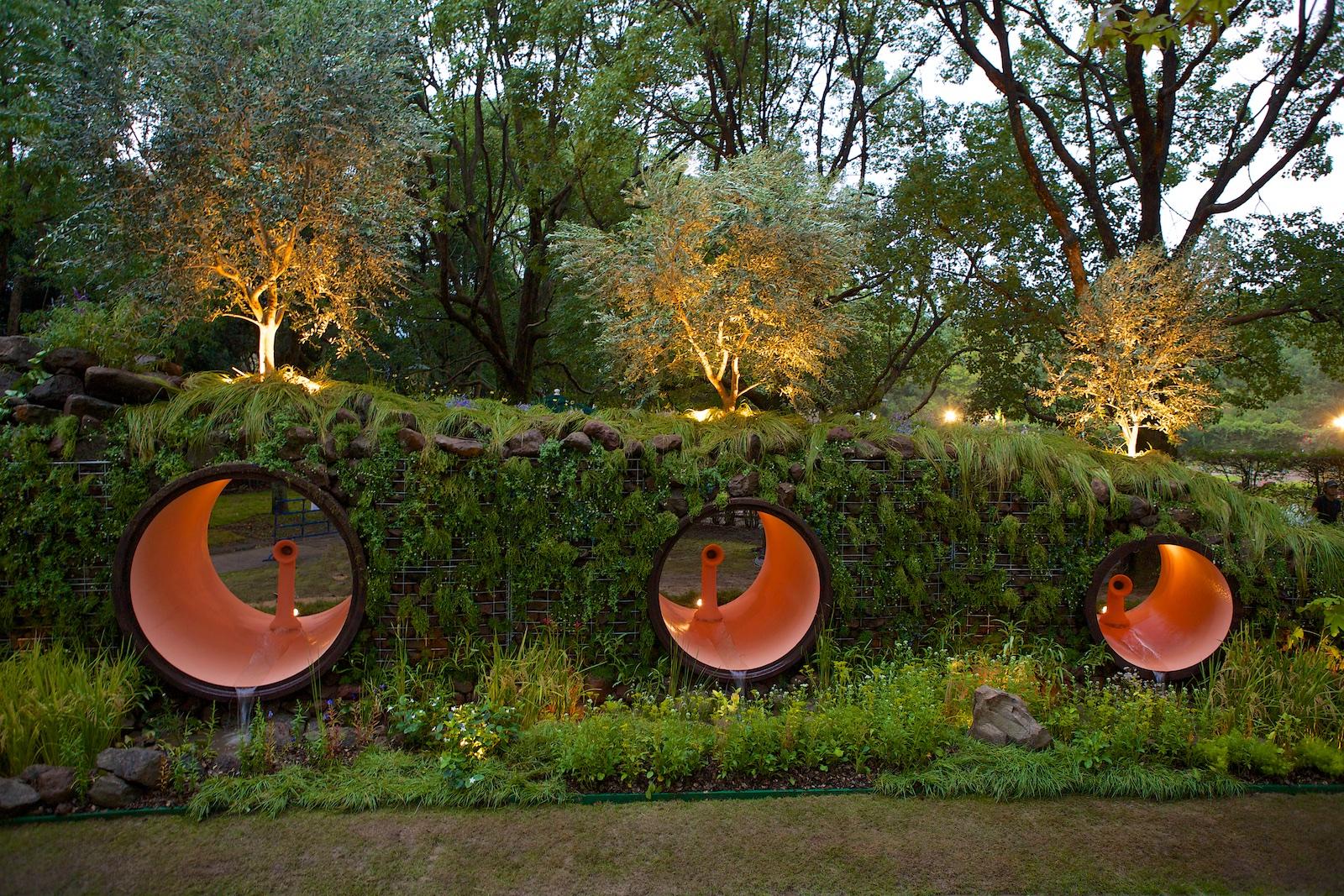 L arte dei giardini per riavvicinare l uomo alla natura - Arte e giardino ...