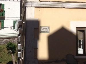 avenida de los peregrinos