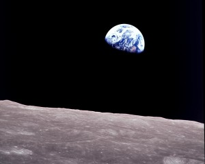 Earthrise - William Anders 1968