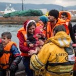 Boat Capsizes off the Coast of Lesbos