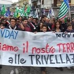 No-triv-corteo-corigliano-calabro, Courtesy of CN24tv.it