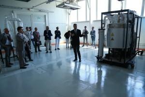 Microgen 30 la tecnologia italiana per la micro for Caldaie domestiche a idrogeno