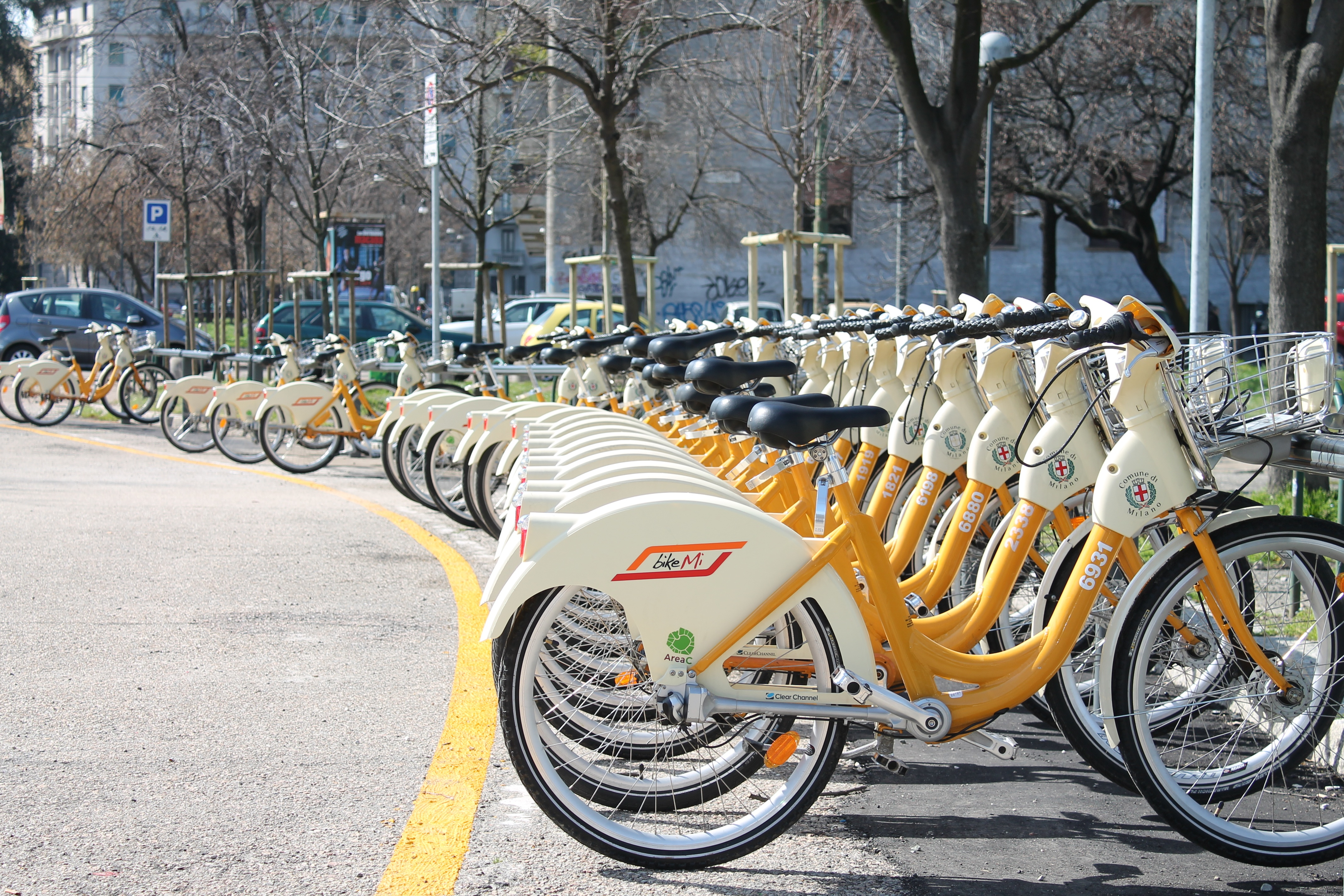 La consulta sui referendum milanesi conclude il mandato for Mobile milano bike sharing
