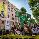 Stop TTIP Demonstration in RomeManifestazione Stop TTIP a Roma