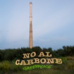 No Coal Action at Saline Joniche in ItalyScalata Ciminiera a Saline Joniche