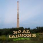 No Coal Action at Saline Joniche in ItalyScalata Ciminiera a Saline Joniche