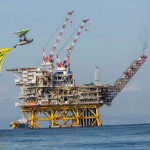 Action Against Vega Oil Rig in SicilyIn azione alla piattaforma Vega in Sicilia