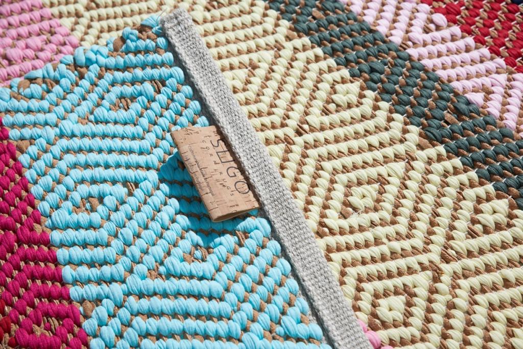 amorim cork ventures lancia una start up per i tappeti in sughero. Black Bedroom Furniture Sets. Home Design Ideas