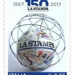 Francobollo La Stampa