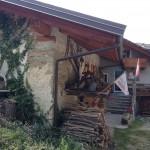 Il rifugio escursionistico Brec dal Vern