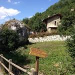Da San Sebastiano verso Borgata Arata