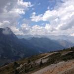 Panorama dal Colle Esischie