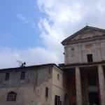 Il santuario di San Magno in Val Grana