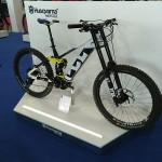Un modello e-bike di Husqvarna
