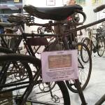 Bici storiche del museo Biciclaria