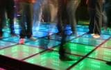 Sustainable dancefloor, courtesy of Associazione Xplosiva