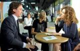 Bob Kennedy III e Clizia Gurrado, Courtesy La Presse